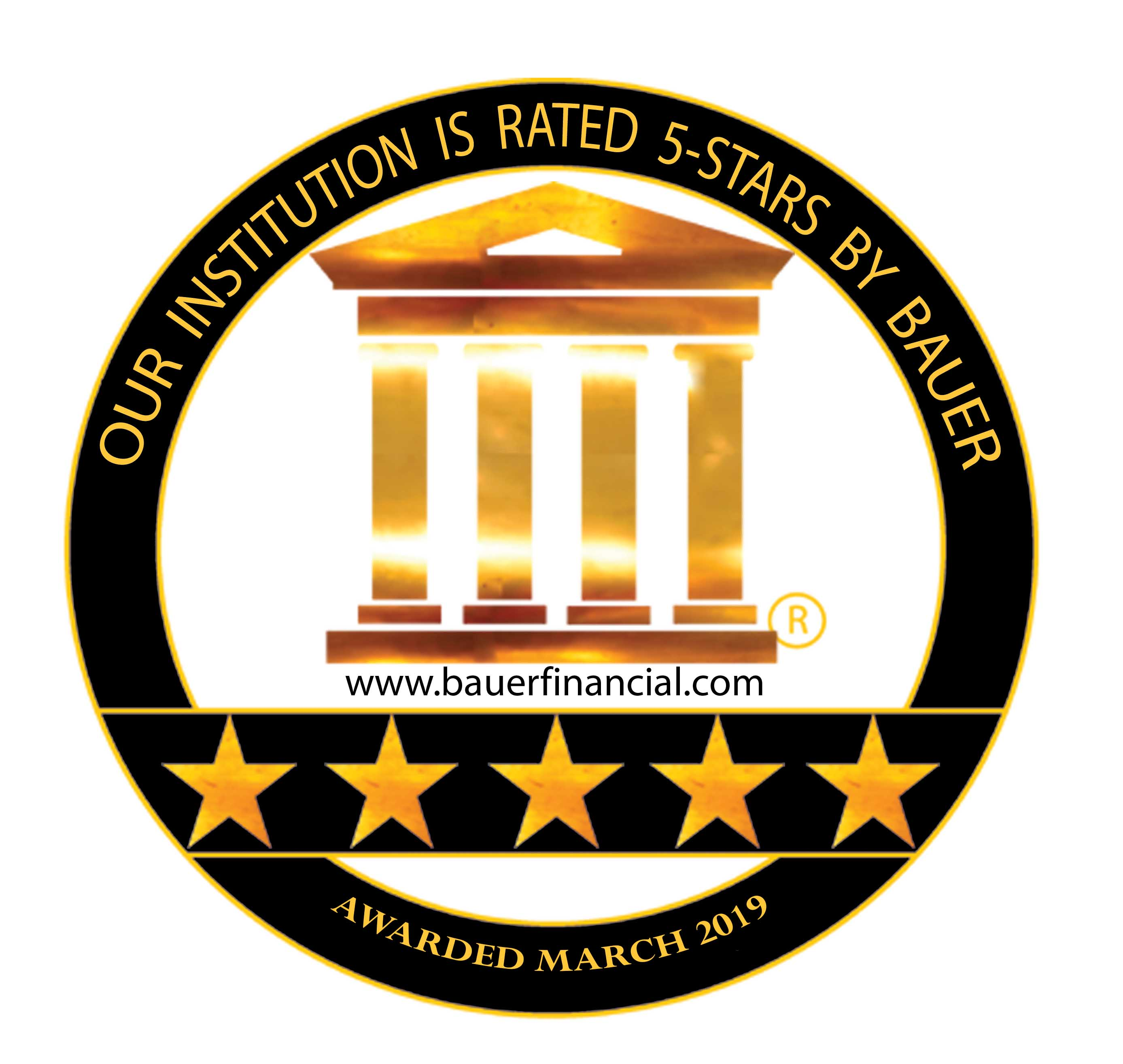 Bauer 5 Star Rating March 2019