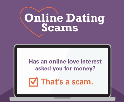 Online Date Scam Mobile