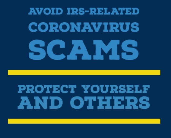 IRS COVID 19 Scams